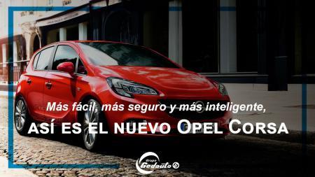 Más fácil, más seguro y más inteligente, así es el nuevo Opel Corsa